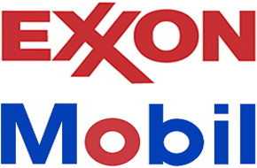 Exxon Mobil banner, featuring in Africa PORTS & SHIPS maritime news