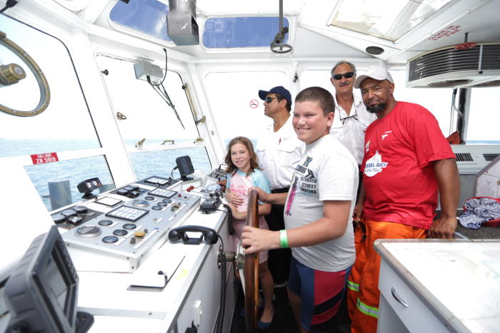 Tug rides and experiences galore at the Garden Route Port Festival this weekend, featured in Africa PORTS & SHIPS maritime news