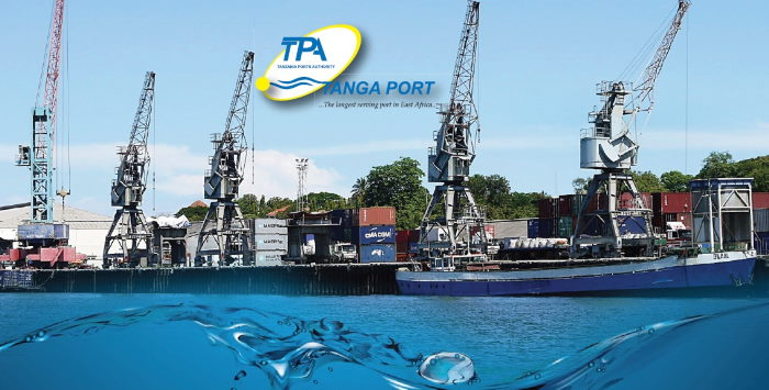 Port of Tanga appearing in Africa PORTS & SHIPS maritime news