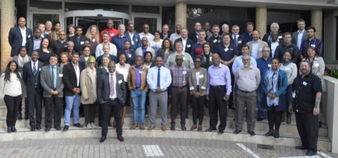Participants at the Stakeholder Information sharing Session on the NOSCP on 17 May 2017, featured in Africa PORTS & SHIPS maritime news