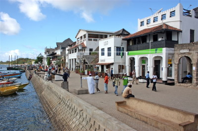 Old port at Lamu. Picture: Kimmy Kamude/IRIN, featured in Africa PORTS & SHIPS maritime news