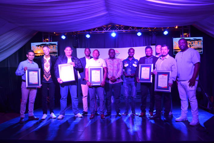Namport honours top performing clients with certificates and trophies, featured in Africa PORTS & SHIPS maritime news