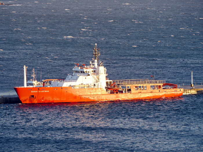 Simon's Town Vista Pictures: David Erickson, appearing in Africa PORTS & SHIPS maritime news