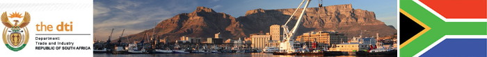 dti banner, displayed in Africa PORTS & SHIPS maritime news