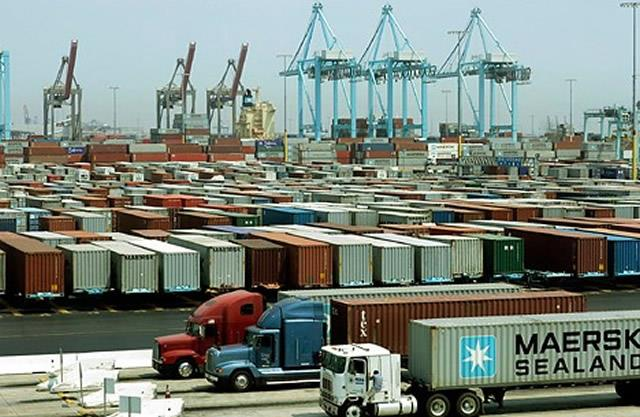 Port of Douala Container Terminal, featured in Africa PORTS & SHIPS