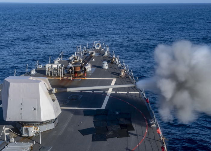 US Navy photo by Mass Communication Specialist 3rd Class Cody Beam/Released. USN ©, featured in Africa PORTS & SHIPS