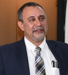 Mr Mahesh Fakir. SA Ports Regulator, appearing in Africa PORTS & SHIPS