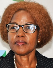 Ms Sekabiso Molemane. SAMSA Board Member, featured in Africa PORTS & SHIPS