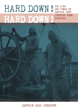 Book cover, HARD DOWN, HARD DOWN, featured in Africa PORTS & SHIPS maritime news