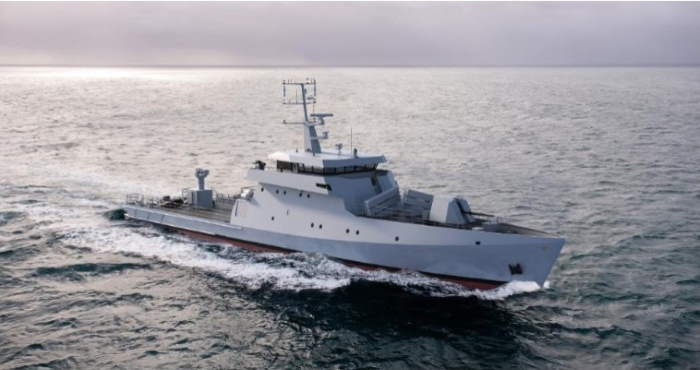 Patrol boats for Senegalese Navy. Picture: Piriou, featured in Africa PORTS & SHIPS