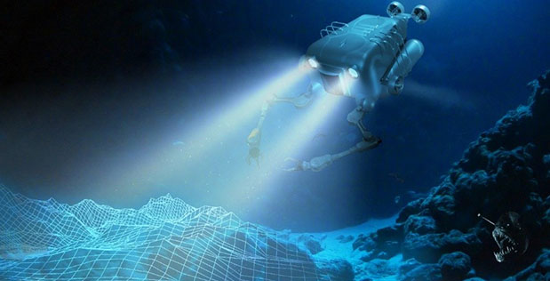 An artist's concept of Angler. Illustration from https://www.darpa.mil/ ©, featured in Africa PORTS & SHIPS maritime news