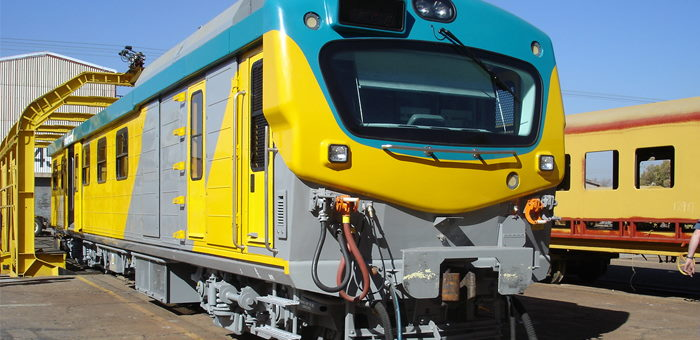 Suburban driving coach of Metrorail, a division of PRASA, featured in Africa PORTS & SHIPS maritime news