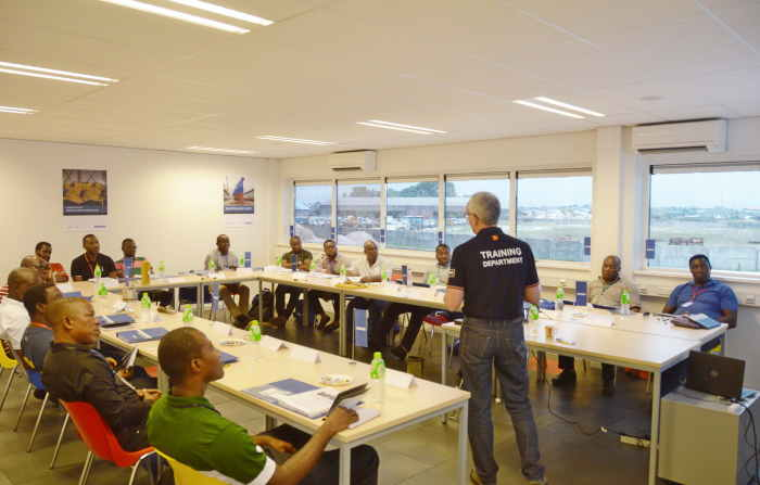 Damen Technical Seminar held in Nigeria and featured in Africa PORTS & SHIPS maritime news