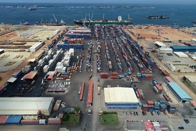 Luanda multi-purpose terminal, featured in Africa PORTS & SHIPS maritime news