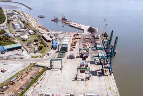 Port of Nouakchott, featured in Africa PORTS & SHIPS maritime news