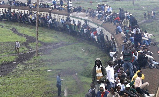 Rift Valley Railways, but not as the KRC would like to see repeated - featured in Africa PORTS & SHIPS