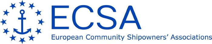 ECSA banner flying on Africa PORTS & SHIPS maritime news