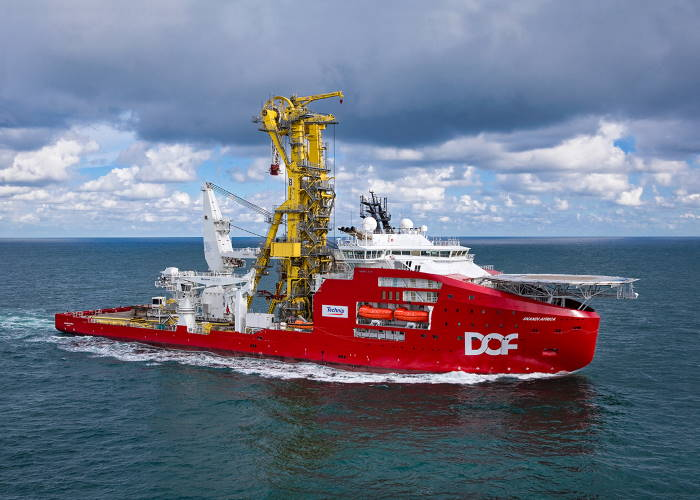 Integrated offshore company with global operations DOF operates the multi-purpose offshore vessel Skandi Africa, featured in Africa PORTS & SHIPS maritime news