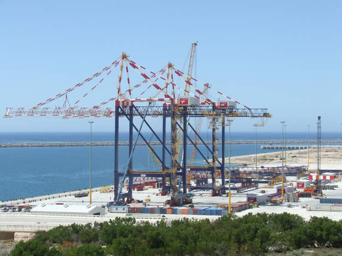 In many developing countries, particularly those in sub-Saharan Africa, it is clear that even if they are fortunate enough to escape the brunt of the health crisis, they will suffer economically, just as they did after the 2008 crisis. Picture: Africa PORTS & SHIPS