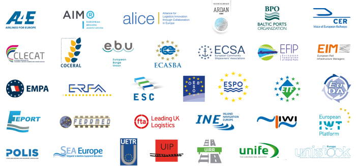 ESPO banner, featured in Africa PORTS & SHIPS