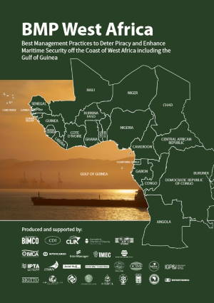 Security Guidance W Africa and Gulf of Guinea, piblished by BIMCO and associated organiastions, and featured in Africa PORTS & SHIPS