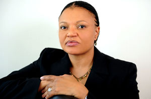Siza Mzimela, new chief executive officer at Transnet Freight Rail, featured in Africa PORTS & SHIPS