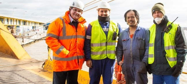 Seafarers association featured in Africa PORTS & SHIPS