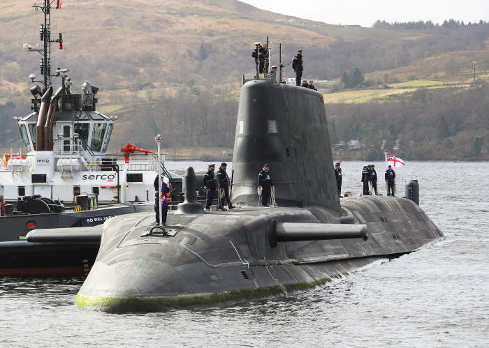 HMS AUDACIOUS Pictures: MoD Crown Copyright 2020 ©, Featured in Africa PORTS & SHIPS