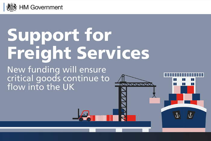 UK Govt support for ferry services, featured in Africa PORTS & SHIPS maritime news