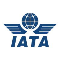 IATA banner, displayed in Africa PORTS & SHIPS maritime news
