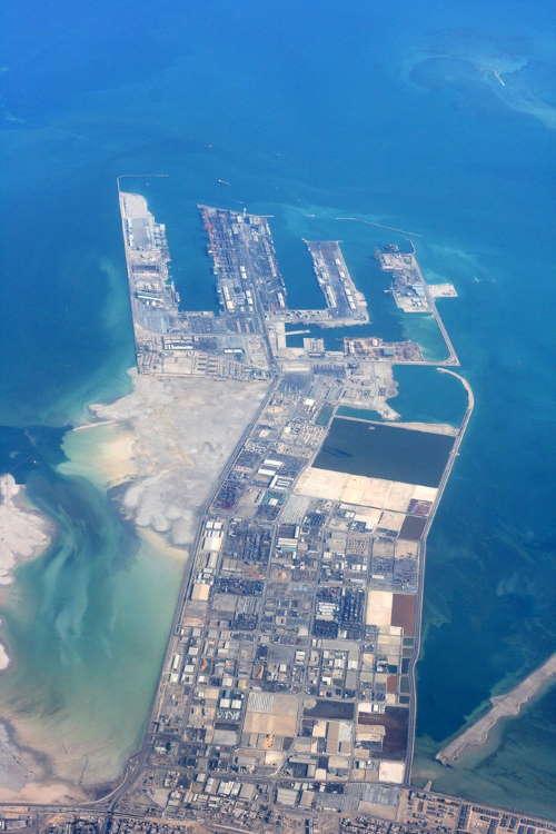 King Abdulaziz Seaport, Dammam Saudi Arabia Picture: Flickr, featured in Africa PORTS & SHIPS maritime news