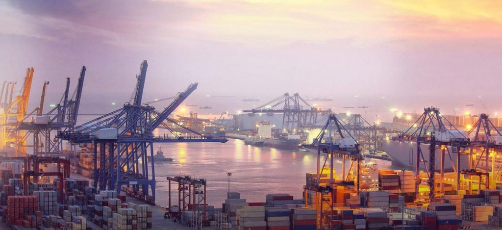 King Abdulaziz Seaport, Dammam Saudi Arabia Picture: Twitter, featured in Africa PORTS & SHIPS