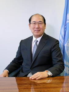 """You are not alone"" - Mr Kitack Lim, IMO Secretary-General, featured in Africa PORTS & SHIPS maritime news"