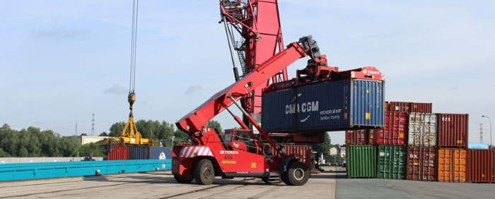 North Sea Port, featured in Africa PORTS & SHIPS maritime news
