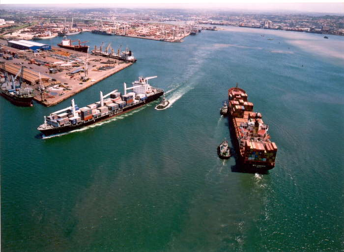 Port of Durban to pilot project aimed at preventing plastics from entering the port, featured in Africa PORTS & SHIPS maritime news