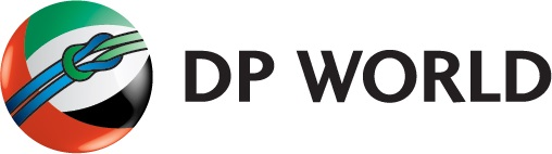 DP World banner, flying on Africa PORTS & SHIPS maritime news