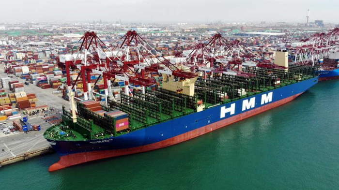 HMM Algeciras, latest 24,000-TEU record holder, featuring in Africa PORTS & SHIPS maritime news