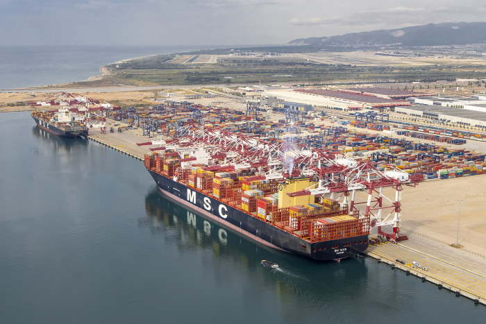 Illustrations reproduced by kind courtesy of Hutchison Ports © , featured in Africa PORTS & SHIPS maritime news