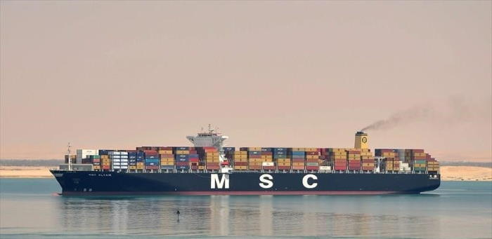 MSC Altair, record-brealing call at Tema Terminal 3, featured in Africa PORTS & SHIPS maritime news