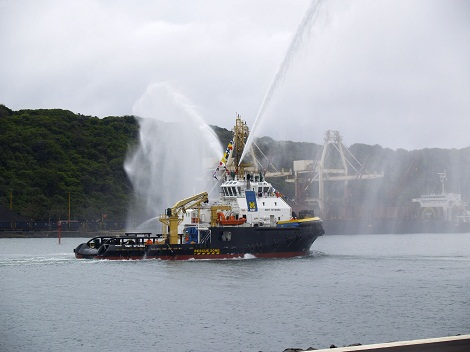 AMSOL tug Smit Siyanda, featured in Africa PORTS & SHIPS maritime news