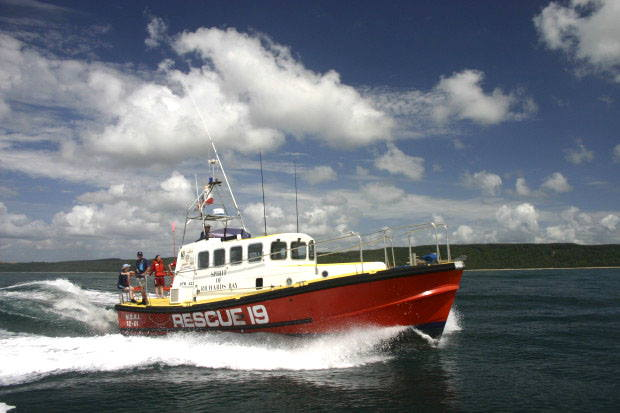 NSRI rescue craft Spirit of Richards Bay, featured in Africa PORTS & SHIPS maritime news