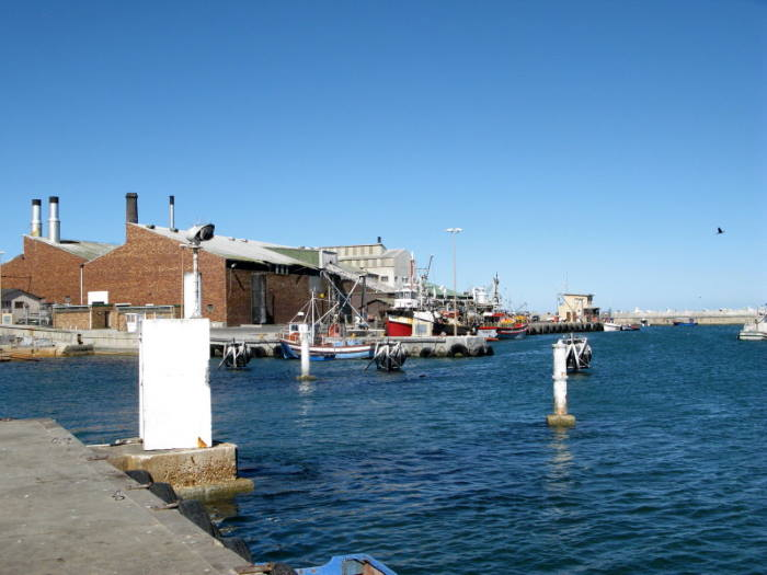 Lamberts Bay harbour, West Coast, Western Cape. Picture: Wikipedia, featured in Africa PORTS & SHIPS maritime news
