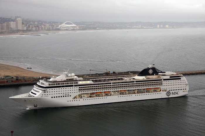 MSC Musica to sail from Cape Town and Durban during the 2020-2021 cruise season, featured in Africa PORTS & SHIPS maritime cruise news