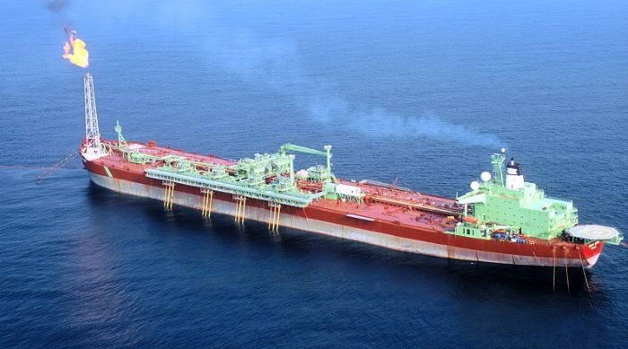 Floating Production Storage and Offloading vessel (FPSO) Sendje Berge, featured in Afriica PORTS & SHIPS maritime news