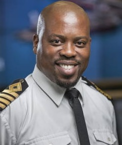 Capt Sabelo Mdlalose, featured in Africa PORTS & SHIPS maritime news