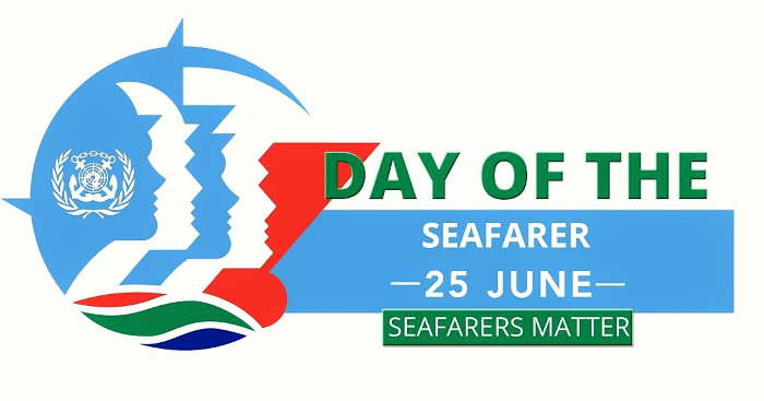 2020 Day of the Seafarer banner on display in Africa PORTS & SHIPS maritime news