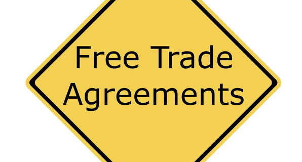 Free Trade Agreement banner