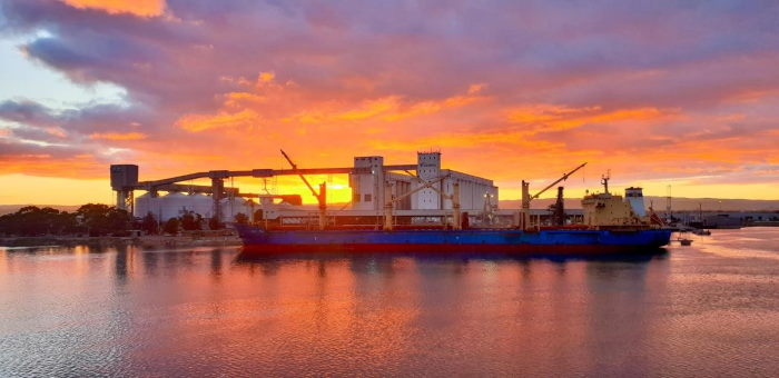 Port Adelaide, Australia, Berth 18. Bright future: Inchcape is looking to double its market share over the next five years., featured in Africa PORTS & SHIPS maritime news