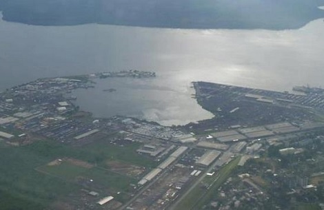 Cameroon's Port of Douala, featured in Africa PORTS & SHIPS maritime news