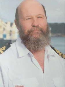 Marine Pilot Ziggy Duwe, featured in Africa PORTS & SHIPS maritime news